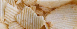 potato chips is junk food