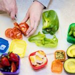 Use Small Containers to manage Portion Control