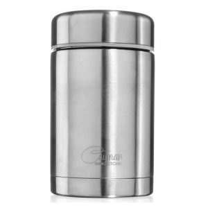 Ecopod 16 oz. Stainless Steel Food Jar