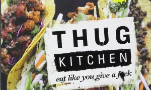 thug kitchen cookbook cover