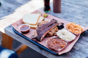 How to stay on track while attending a BBQ